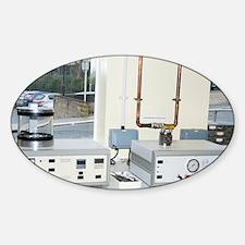 SEM specimen drying equipment - Sticker (Oval)