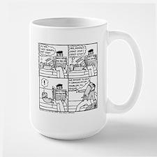 Communication Problem - Mug