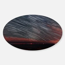 Star trails - Decal