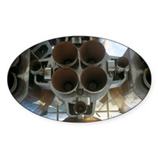 Soyuz A-2 rocket nozzles - Decal