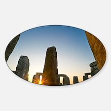 Stonehenge at sunrise - Decal