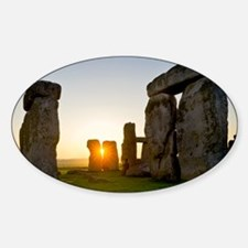 Stonehenge at sunrise - Decal