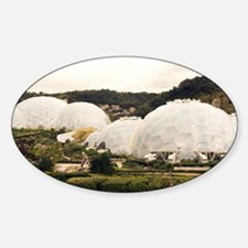 The Eden Project in Cornwall - Decal