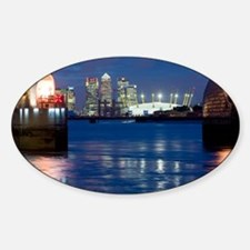 The Thames Flood Barrier - Decal