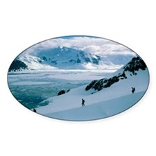 Antarctic climbing - Decal