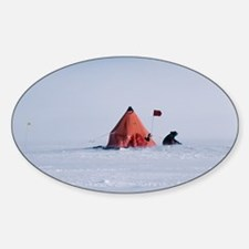 Antarctic field camp - Decal