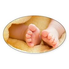 Baby's feet - Decal