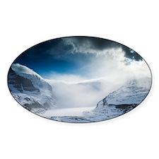 Athabasca Glacier, Canada - Decal