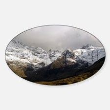 Carn Coire na Creiche mountains - Decal