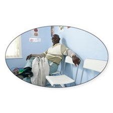 Elderly patient - Decal