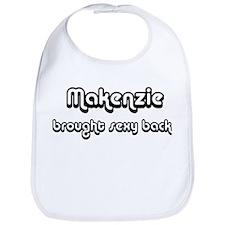 Sexy: Makenzie Bib