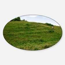 Hod hill iron age settlement - Decal