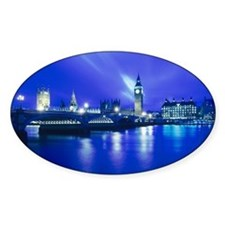 London landmarks - Decal