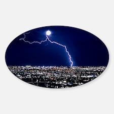 on, Arizona - Sticker (Oval)