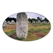 Neolithic stone alignments - Decal