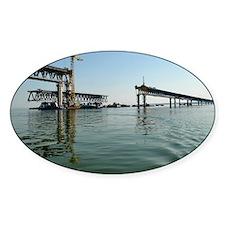 New Ulyanovsk Bridge, Russia - Decal