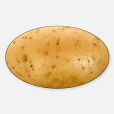 Potato - Sticker (Oval)