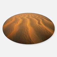 Ripples in sand - Decal