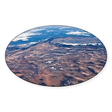 Southwestern USA, ISS image - Decal
