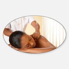 Shoulder massage - Decal