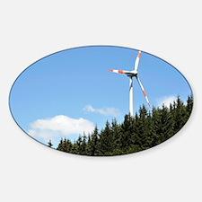 Wind turbine - Decal