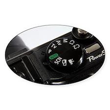 Camera settings dial - Decal