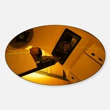 Radiotherapy - Sticker (Oval)