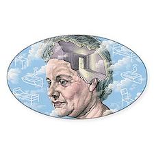 Alzheimer's disease - Decal