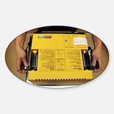 Defibrillator - Decal