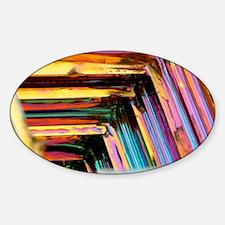 Bismuth crystal - Decal