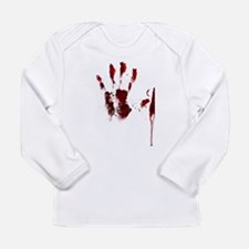 The Red Hand Long Sleeve T-Shirt