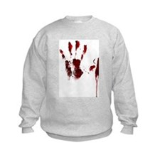The Red Hand Sweatshirt