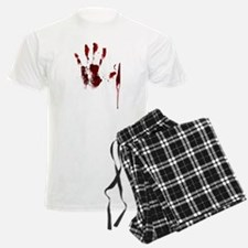 The Red Hand Pajamas