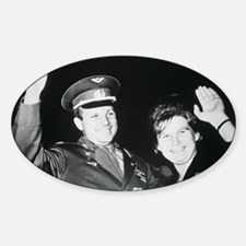 Astronauts Yuri Gagarin - Decal