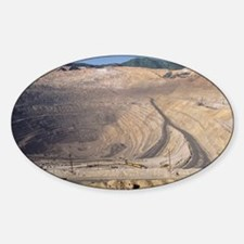 Copper mine - Decal
