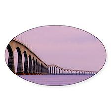 Confederation Bridge, Canada - Decal