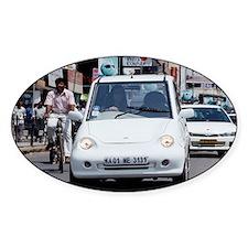 Electric car - Decal