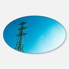 Electricity pylon - Decal