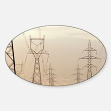 Electricity pylons - Decal
