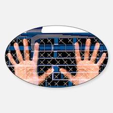 Keyboard use - Decal