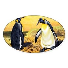 King penguins - Decal