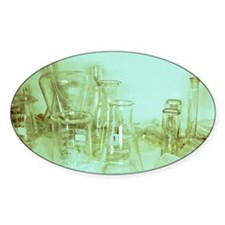 Laboratory glassware - Decal
