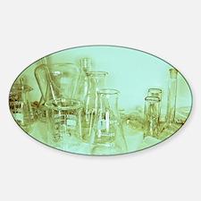 Laboratory glassware - Decal