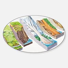 Landslide types - Decal