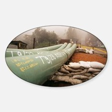 Oil pipeline - Decal