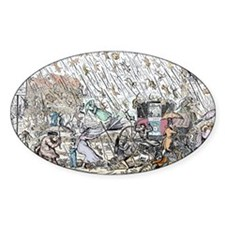 Raining cats and dogs - Decal