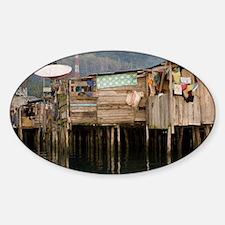 Water village - Decal