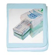 Tamiflu influenza drug - Baby Blanket