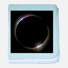 Total solar eclipse - Baby Blanket