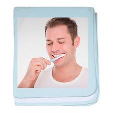 Dental hygiene - Baby Blanket